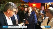Politique : quand Jean-Luc Mélenchon rencontre Emmanuel Macron