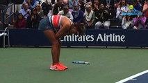 """US Open 2018 - Clara Burel , une 2e finale en Grand Chelem : """"Ça veut dire quelque chose... J'en ai déjà une, je n'ai pas envie d'en perdre une deuxième"""""""