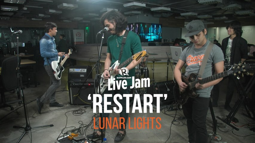 Lunar Lights – 'Restart'