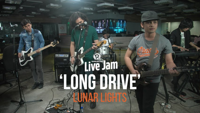 Lunar Lights – 'Long Drive'