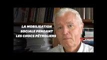Ce qui différencie les gilets jaunes des contestations lors des chocs pétroliers
