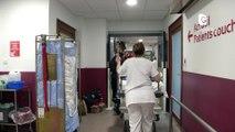 Reportage - un automate pour dépister la grippe au CHU Grenoble Alpes