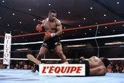 Il y a 32 ans, Mike Tyson entrait dans l'histoire - Boxe - ChM