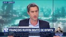 """Samedi, auprès des gilets jaunes, François Ruffin estime avoir été """"un cahier de doléances ambulant"""""""
