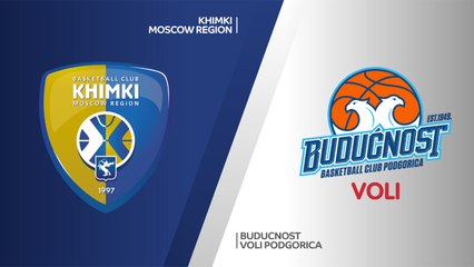 EuroLeague 2018-19 Highlights Regular Season Round 8 video: Khimki 85-69 Buducnost