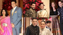 Deepika - Ranveer Reception: PV Sindhu, Anil Kumble & THESE Guests attend Party; Video | FilmiBeat