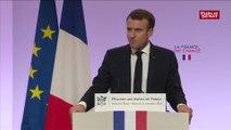 Macron veut initier « un changement de méthode » avec les maires Interrogé sur la possible création d'un grenelle des collectivités locales, Emmanuel Macron a détaillé la nouvelle « philosophie » qu'il veut instaurer dans ses relations avec les mair