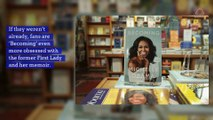 Michelle Obama's Memoir Is the Fastest-Selling Book of the Year