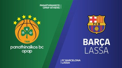 EuroLeague 2018-19 Highlights Regular Season Round 8 video: Panathinaikos 76-70 Barcelona