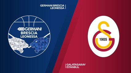 7Days EuroCup Highlights Regular Season, Round 8: Brescia 88-65 Galatasaray
