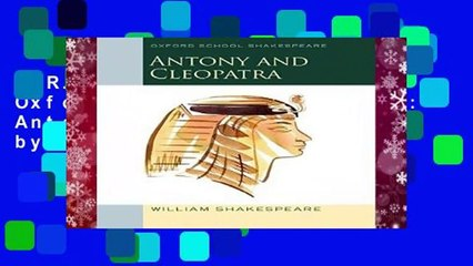 Antony and Cleopatra Resource | Learn About, Share and