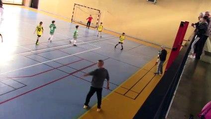 Championnat U11 - Black-Panthers - Le Luc Futsal