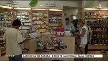 TH : Placée en concurrence illégale, la pharmacie de Papara demande réparation