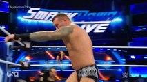 Rey Mysterio vs. Randy Orton - WWE SmackDown 20 November 2018 ( 720 X 1280 )