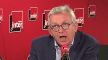 """Pierre Laurent, au sujet de la direction du PC, """"Il y a un vrai changement de génération""""."""