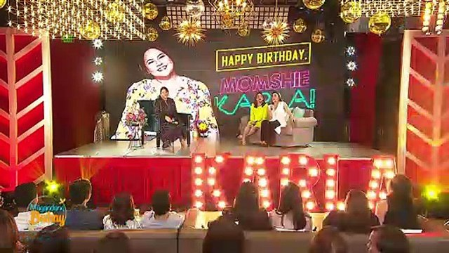 Magandang Buhay: Karla tears up after hearing her father's message