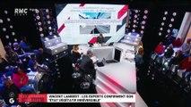 """Le monde de Macron : Les experts confirment l'""""état végétatif irréversible"""" de Vincent Lambert - 22/11"""