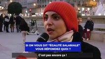 Egalité salariale femmes-hommes | Paroles de citoyens
