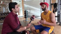 Former India hockey captain Sardar Singh gives Firstpost a ringside view of his fitness regime
