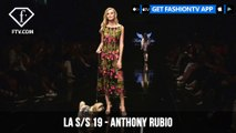 Los Angeles Fashion Week S/S 19  - Art Hearts Fashion - Anthony Rubio | FashionTV | FTV