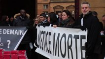 La grogne des avocats face à la loi Justice