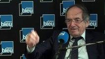 Noël Le Graët, invité de Jacques Vendroux pour Stade Bleu.