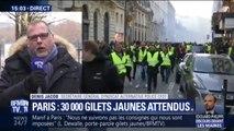 """CFDT Police sur les gilets jaunes """"sécuriser un rassemblement c'est apporter avant tout la sécurité aux manifestants eux-mêmes"""""""