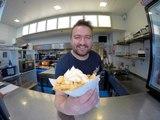 Plus de 1200 frites suspendues en un an à Tournai