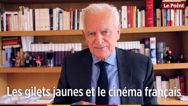 Philippe Labro - Le cinéma et les gilets jaunes