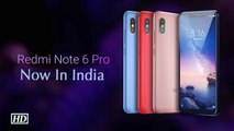First Impression | Xiaomi Redmi Note 6 Pro launched in India