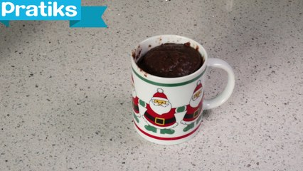 Comme faire un mug cake ?