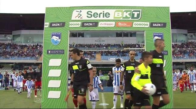 HIGHLIGHTS #PescaraBenevento 2-1 #SerieBKT