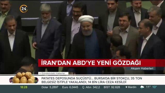 İran'dan ABD'ye yeni gözdağı