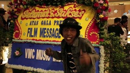 Leak Nonton Gala Premiere Message Man