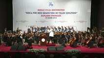"'Koca Piri Reis Gemisi'nin 40 Yıllık Serüveni"" - Deü Rektörü Prof. Dr. Hotar"