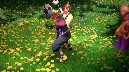 Kingdom Hearts III – Together Trailer