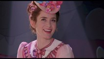 Emily Blunt Is Asked To Sing By Lin Manuel Miranda In Mary Poppins Clip