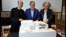 La Région de Bruxelles signe pour un musée dédié au Chat de Geluck