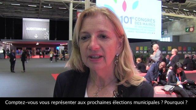 La Gazette des Communes a recueilli les intentions de réelections des maires de France