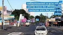 """""""Gilets Jaunes"""" à La Réunion : """"Saint-Denis ressemble à une ville morte"""", témoigne Pascal"""