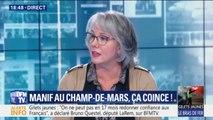 """Gilets jaunes : """"une assemblée citoyenne est en train de désigner des représentants"""" explique Jacline Mouraud, figure du mouvement"""