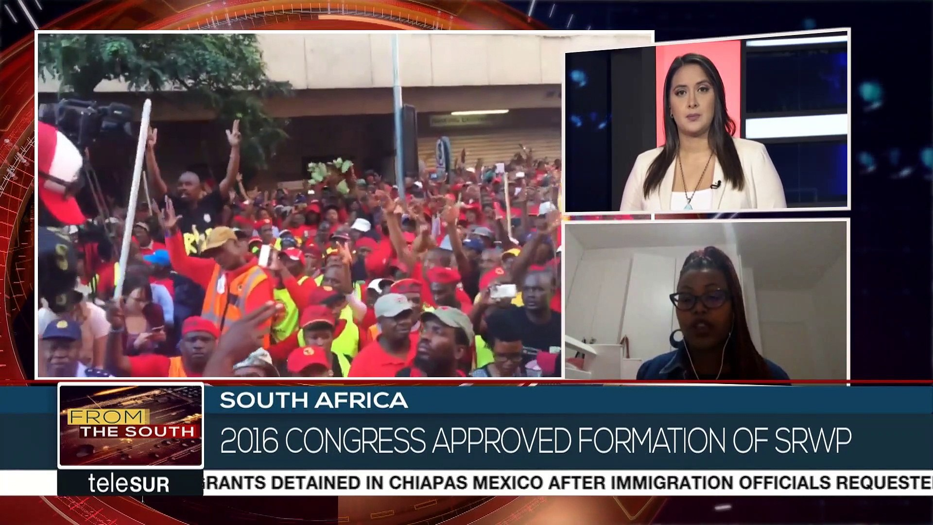 South African Metal Workers Union Launch Their Own Political Party
