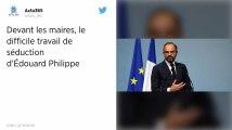 Congrès des maires. Édouard Philippe prône un dialogue « de bonne qualité »