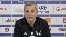 """Derby - Genesio : """"J'aimerais gagner quelque chose avec Lyon cette année"""""""