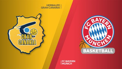 EuroLeague 2018-19 Highlights Regular Season Round 9 video: Gran Canaria 74-89 Bayern