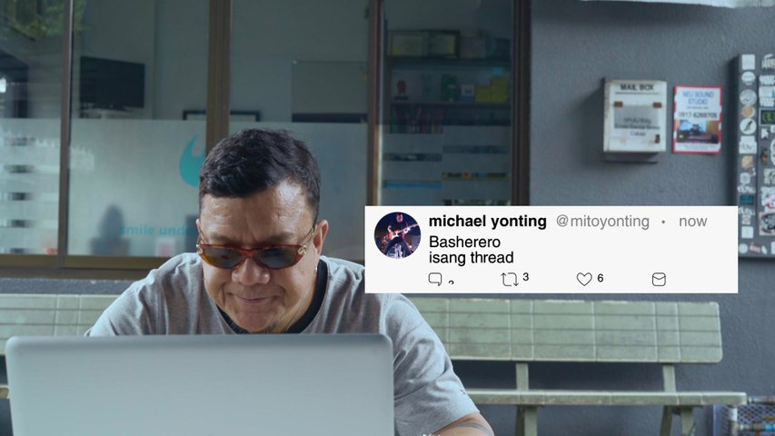 Mitoy Yonting - Basherero