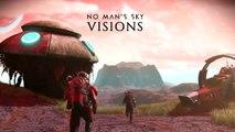 """No Man's Sky - Trailer Mise à jour """"Visions"""""""