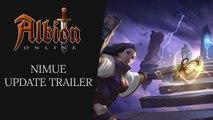 Albion Online - Trailer mise à jour Nimue