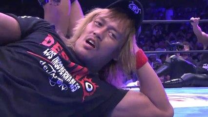 The Fall and Rise of Tetsuya Naito