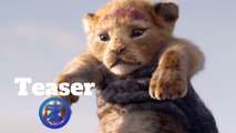 The Lion King Teaser Trailer #1 (2019) Donald Glover, Beyoncé Animated Movie HD